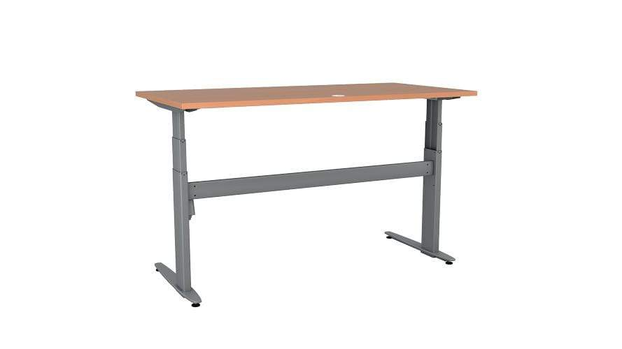 Conset 501-25 Sit/Stand Desk