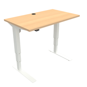 Conset 501-37 Electric Adjustable Desk