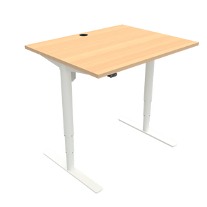 Conset 501-49 Dux Sit Stand Desk