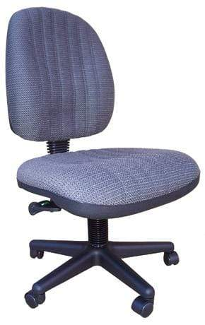 Bateman Ergonomic Chair in Grey