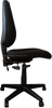 Baxter Ergonomic Chair Stocked in Black