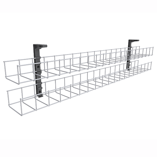 Cable Basket - Dual Tier