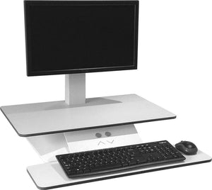 Standesk Electric Sit Stand Desk Dual Surface