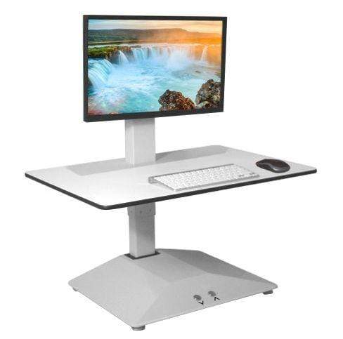 Standesk Electric Sit Stand Desk Single Surface