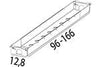 Cable Basket Tray - Universal