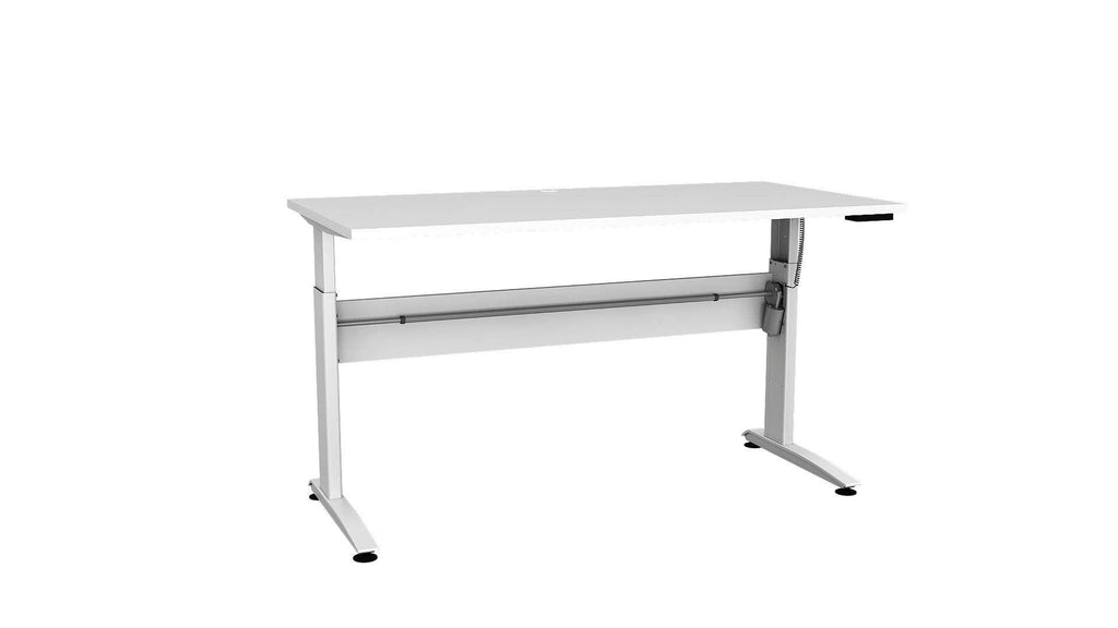 Conset 501-15 Sit Stand Desk