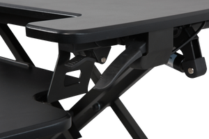 XFrame Sit Stand Desk Riser Height Adjustable Standing Desk Riser