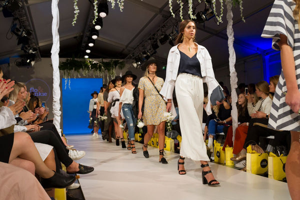 Rue Stiic in New Zealand Fashion Week