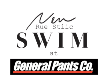 All New Swim Now Live At General Pants