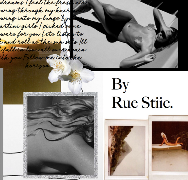 ☼ Monday Musings By Rue Stiic ☼