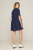 Kova Mini Dress - Navy
