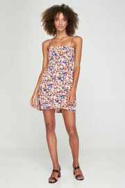 CAMILA DRESS - MONET FLORAL - WOODSTOCK