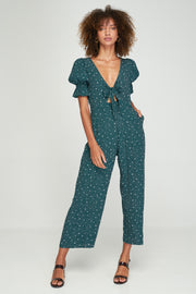 NAVAEH JUMPSUIT - PIECE OF MY HEART - BASIL