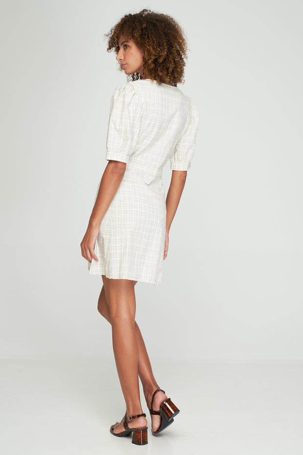 LILLIAN MINI DRESS - ARTE CHECK