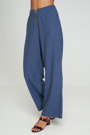 HARPER PANTS - COASTAL BLUE