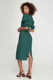 RILEY MAXI DRESS - BASIL