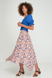 AMELIA SKIRT - MONET FLORAL - WOODSTOCK