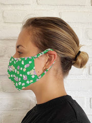 Pepper Stevie Floral Mask Casing