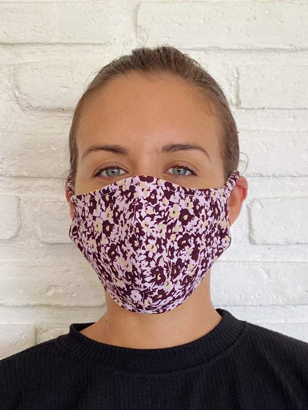 PRE-ORDER Orchid Musee Floral Mask Casing