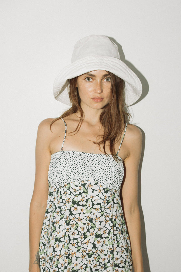 Rue Stiic Bucket Hat - White