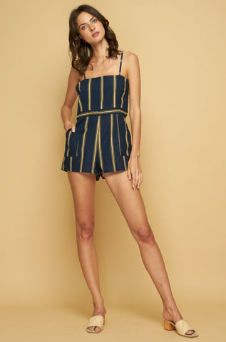 Collins Mini Dress - Le Tigre - Sand