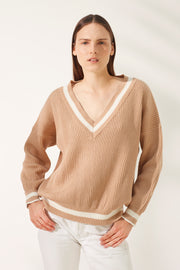 Bria Knit - Latte