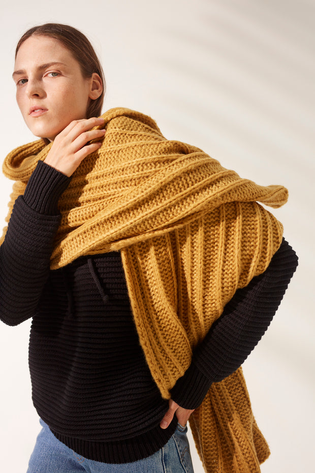 Mina Scarf - Golden Earth