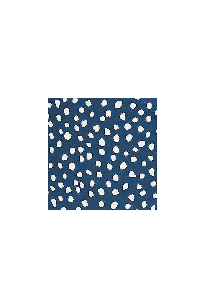 Sargeant Dress - Pebbles - Navy