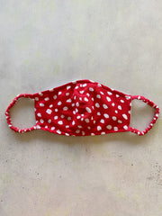 HIBISCUS PEBBLES MASK CASING