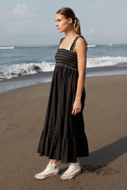 HADLEY MAXI DRESS - BLACK