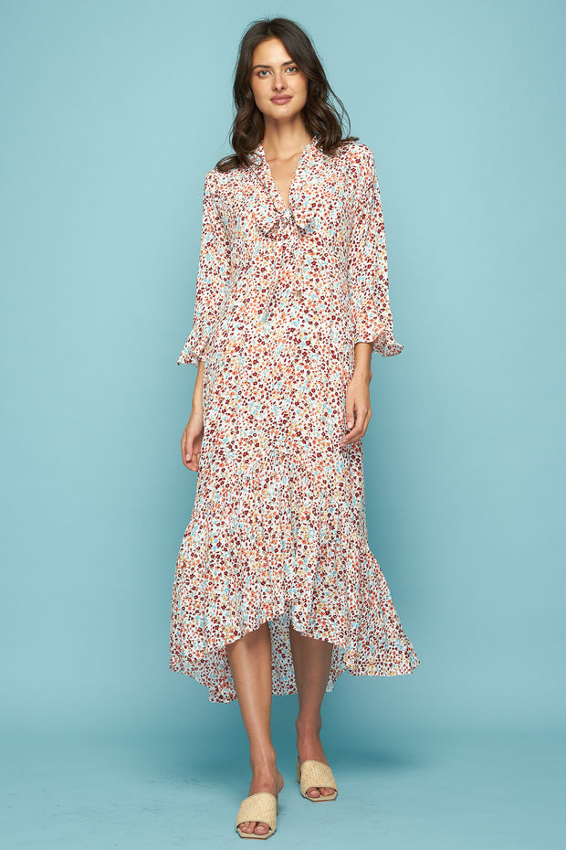 ERIN DRESS - WILD FLOWER