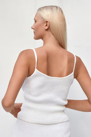 Riya Top - White
