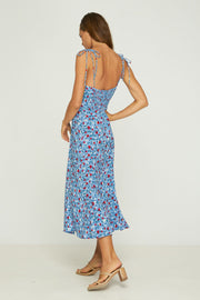 ORCHID MIDI DRESS - Stevie Floral - Bel Air