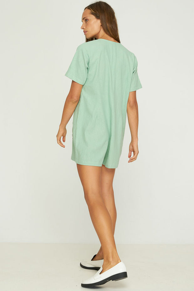 WILLOW ROMPER - IVY