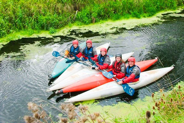 Countryside Kayaking Adventure