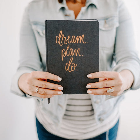 dream. plan. do. Journal