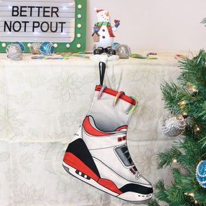 Jordan 3 fire red cement 2020 Christmas Stockings