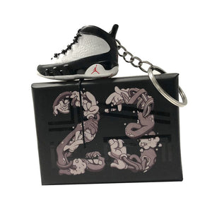 Jordan 9 dream it do it thug life black tee-Lacing Up