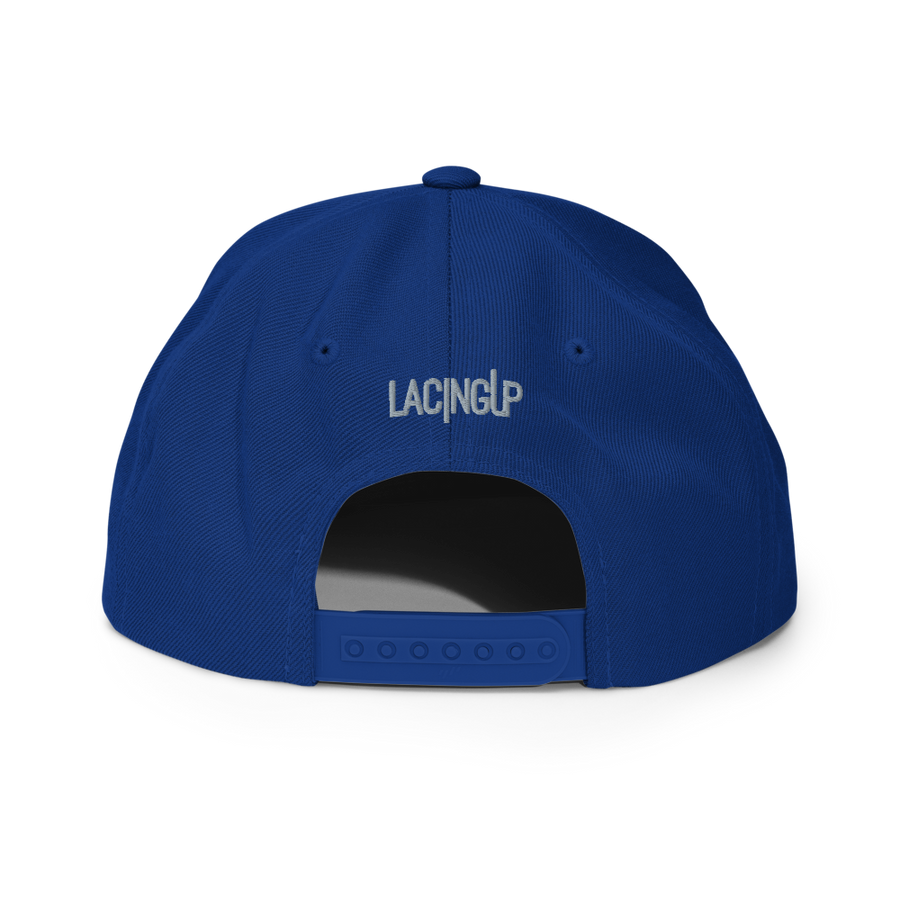 Joran 1 royal toe Goat Snapback Hat