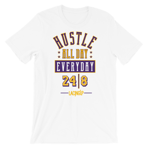 24/8 everyday Short-Sleeve Unisex T-Shirt