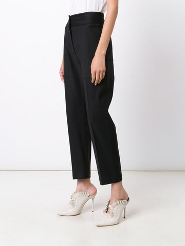 Patch Pocket Crop Pant
