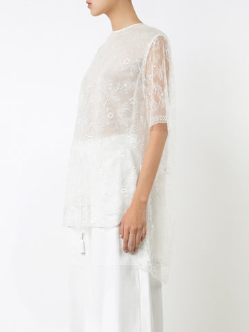 Chantilly Lace Tunic