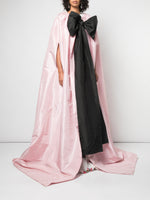 CAPE IN TAFFETA