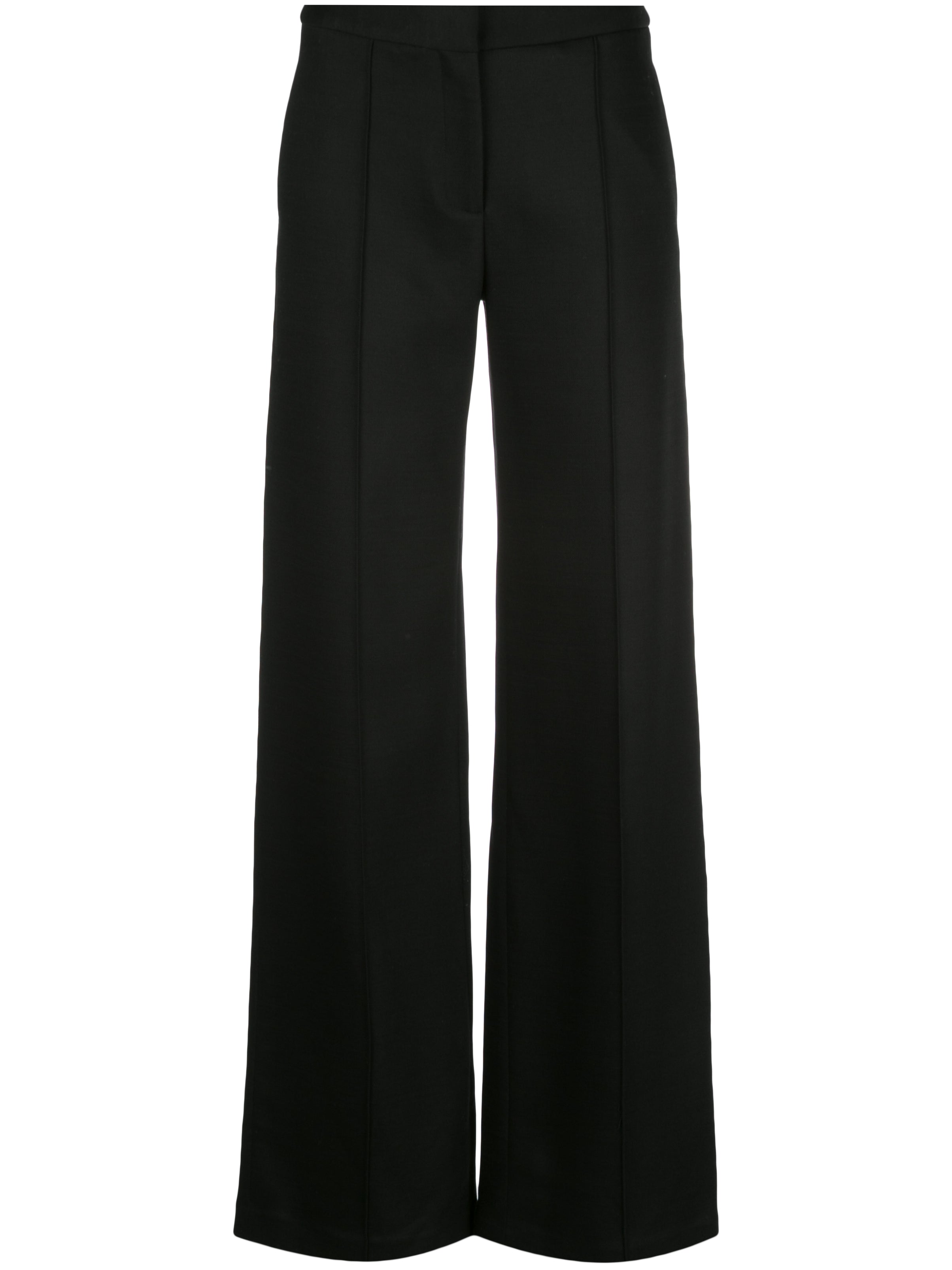 WOOL TROUSER IN DOUBLE FACE