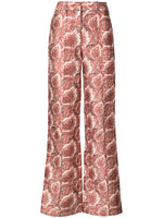 TROUSER IN JACQUARD