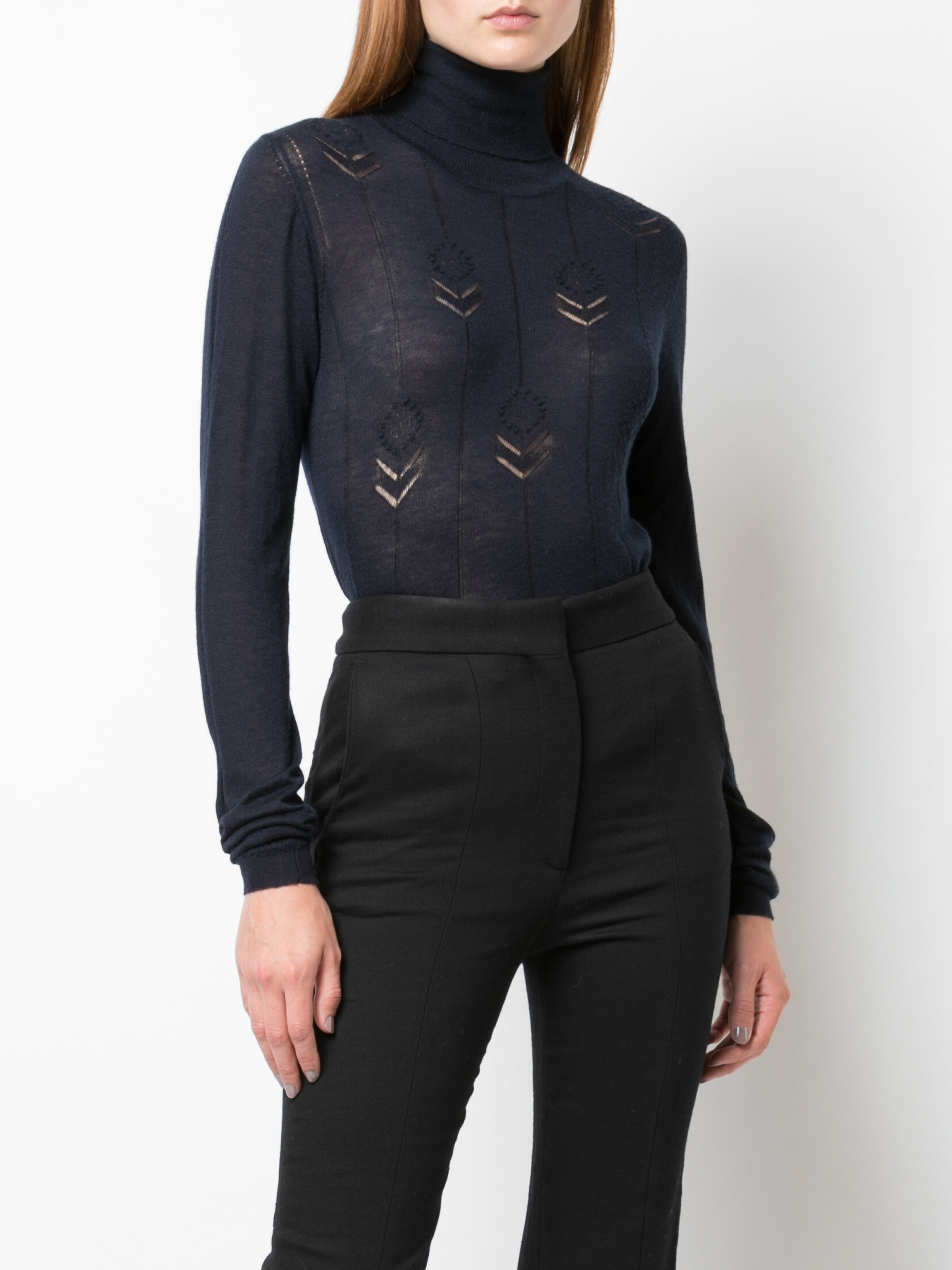 TURTLENECK IN LIGHTWEIGHT CASHMERE