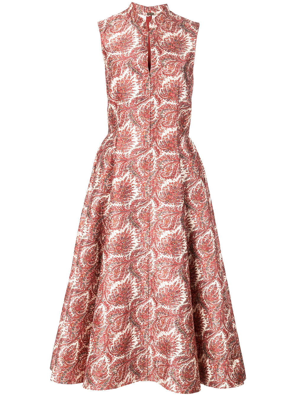 DRESS IN JACQUARD