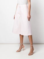 CULOTTE IN DOUBLE FACE WOOL