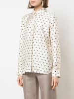 MENSWEAR SHIRT IN PRINTED TWILL