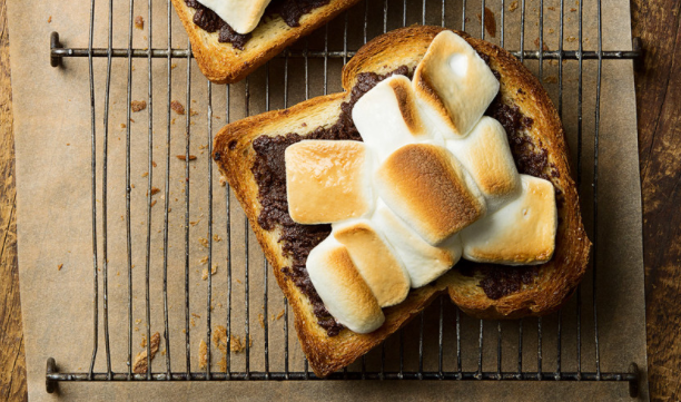 S'mores Toast